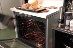 oven repair cost